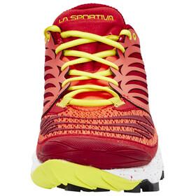 La Sportiva Akasha - Chaussures running Femme - rouge